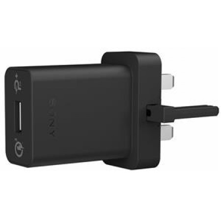 Sony UCH12W USB Type-C Quick Charger (Black)
