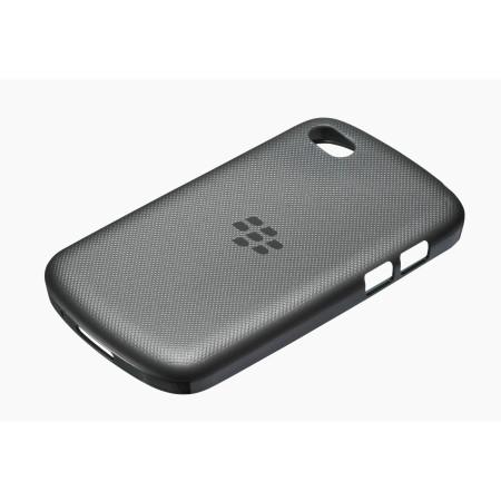 New Genuine Blackberry Q10 Black Soft Shell ACC-50724-201