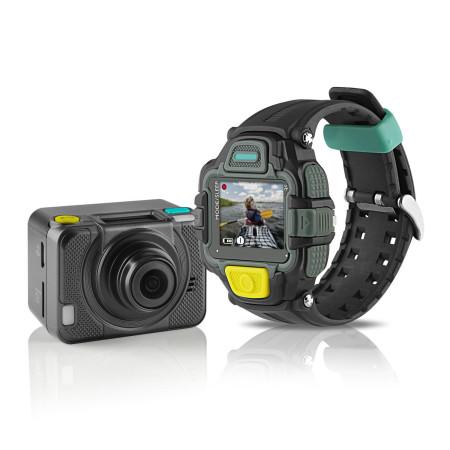 Brand New EE 4GEE Action Cam HD 4G View Finder Watch Waterproof Unlocked