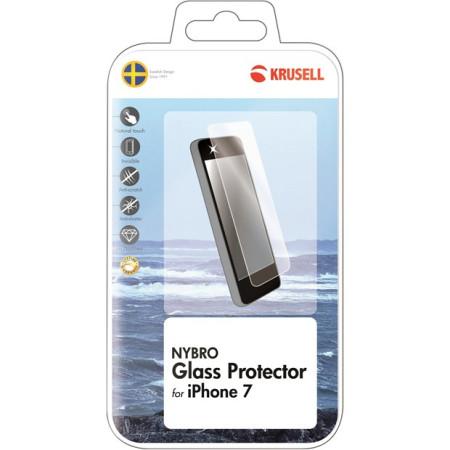Krusell Nybro Apple iPhone 7 / iPhone 8 GLASS Screen Protector 60772 **NEW**