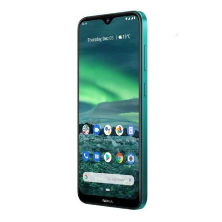 "New Nokia 2.3 Cyan Green 32GB 6.2"" LTE Dual Sim Android 9 Sim Free Unlocked UK"