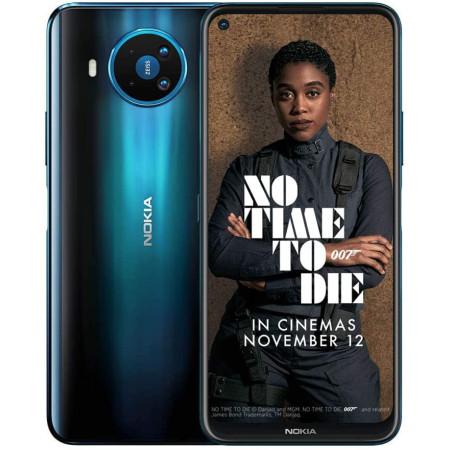 "New Nokia 8.3 Polar Night Blue 6.81"" 64GB 5G Android 10 Sim Free Unlocked"