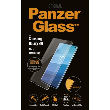 Genuine Panzer Glass 7175 Samsung Galaxy S10 Glass Screen Protector
