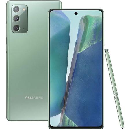 New Samsung Galaxy Note20 5G Mystic Green SM-N981B 256GB Sim Free UK