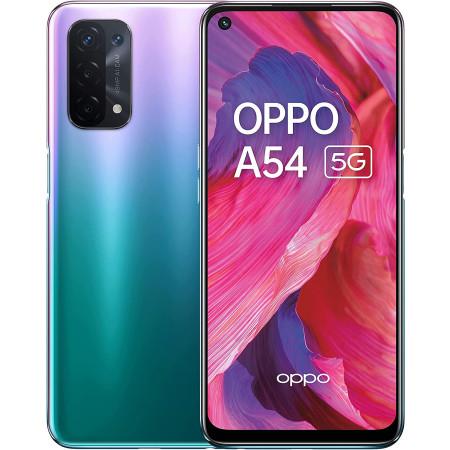 "New Oppo A54 5G Fantastic Purple 6.5"" 64GB 5000 mAh Android 11 Sim Free"