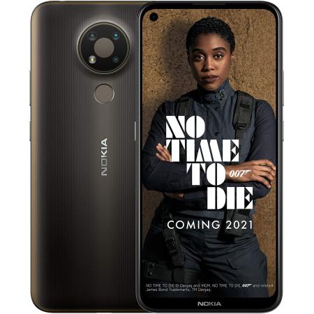 """New Nokia 3.4 Charcoal 6.39"""" 32GB Dual SIM 4G Android 10 Sim Free Unlocked"""
