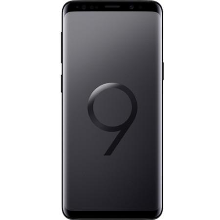 New Samsung Galaxy S9 Plus Midnight Black SM-G965F LTE 128GB 4G Sim Free Unlocked UK