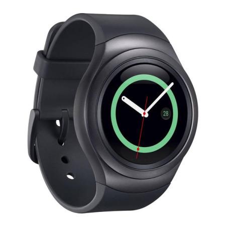 "Brand New Samsung Galaxy Gear 2 Sport Black 1.2"" Smartwatch SM-R7200ZKABTU"