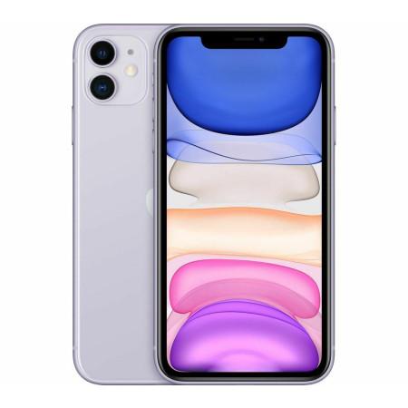 New Apple iPhone 11 128GB Purple MWM52B/A LTE 4G Sim Free Unlocked UK