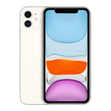 New Apple iPhone 11 128GB White MWM22B/A LTE 4G Sim Free Unlocked UK
