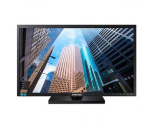 Samsung S22E450MW (22 inch) LED Monitor 1000:1 250cd/m2 1680x1050 5ms DVI VGA (Black)
