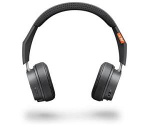 Plantronics BackBeat 500 Wireless Bluetooth Headphones (Dark Grey)