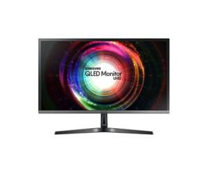 Samsung U28H750 (28 inch) LED Business Monitor 1,000:1 300cd/m2 3840x2160 1ms HDMI DisplayPort (Black)