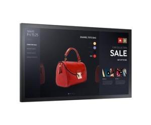 Samsung PM32F-BC (32 inch) LED Multi-Point Capacitive Touch Display 5500:1 400cd/m2 1920x1080 DVI HDMI DisplayPort (Black)
