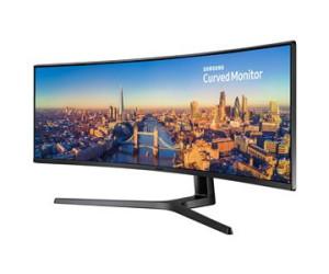 Samsung CJ89 (49 inch) Ultra Wide Curved LED Monitor 3000:1 3840x1080 5ms DisplayPort HDMI (Black)