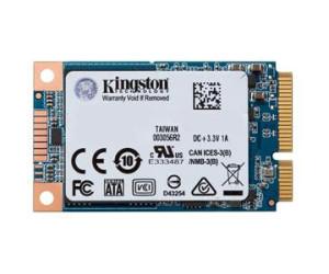 Kingston UV500 (120GB) mSATA Solid State Drive (Internal)