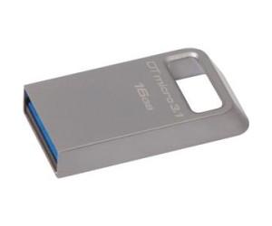 Kingston DataTraveler Micro 3.1 (128GB) USB 3.1 Flash Drive