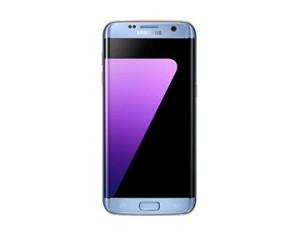 Samsung Galaxy S7 edge (5.5 inch) 32GB 12MP Smartphone (Coral Blue) REFURBISHED