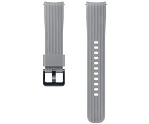 Samsung (20mm) Silicone Wrist Band (Grey) for Gear Sport