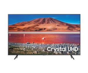 Samsung (75 inch) TU7100 Crystal UHD 4K HDR Smart TV (Silver)
