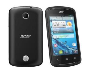 Brand New Acer Liquid Z2 Dual Sim Black 4GB Android 4.1 Sim Free Unlocked UK