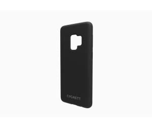 New Cygnett Slimline Galaxy S9 SM-G960 Black Skin Soft Feel Case Cover