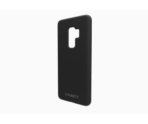 New Cygnett Slimline Galaxy S9 Plus SM-G965 Black Skin Soft Feel Case Cover