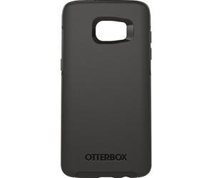Genuine OtterBox Symmetry Samsung Galaxy S7 EDGE Shell Case BLACK
