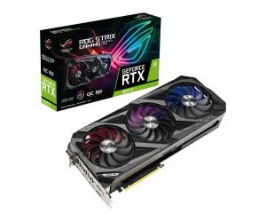 New 8GB Asus RTX 3070 Ti ROG Strix OC Ampere 6144 Core 1580MHz GPU