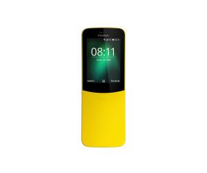 New Nokia 8110 4G 2018 4GB Dual Core 4G LTE Sim Free Unlocked UK