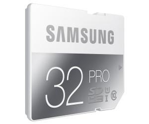 New Samsung PRO 32GB 90M/s Class 10 UHS SD HC Memory Card MB-SG32E/EU