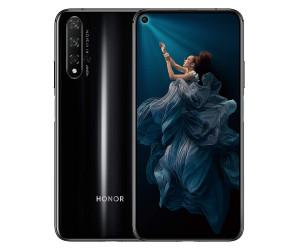 """New Huawei Honor 20 Midnight Black 6.26"""" 128GB Dual Sim 4G Android Sim Free Unlocked"""