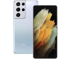 New Samsung Galaxy S21 Ultra 5G 128GB Silver SM-G998B Sim Free Unlocked UK