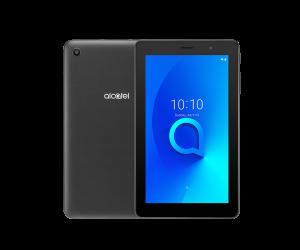 """New Alcatel 1T 7.0 7"""" WiFi 8GB 1GB RAM Black Android 8.1 Tablet"""
