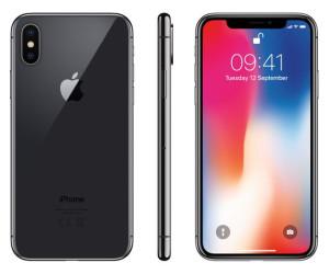 Brand New Apple iPhone X 64GB Space Grey MQAC2B/A LTE 4G Factory Unlocked UK