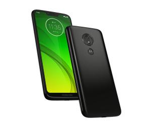 New Motorola Moto G7 Power Black 64GB LTE 4G Android 9.0 Unlocked Sim Free