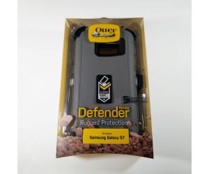 Genuine OtterBox Defender Samsung Galaxy S7 Shell Case Cover GLACIER