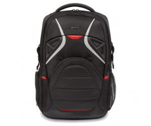 "New Targus Strike 17.3"" Gaming Laptop Backpack Black / Red TSB900EU"