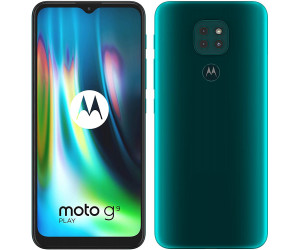 "New Motorola Moto G9 Play Green 6.5"" 64GB Dual SIM Andriod 10 Unlocked Sim Free"