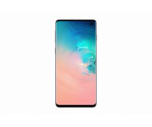 New Samsung Galaxy S10 White SM-G973F LTE 128GB 4G Sim Free Unlocked UK