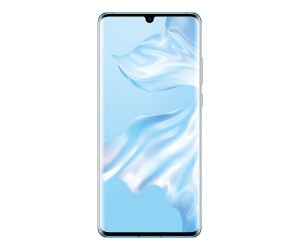 "New Huawei P30 Pro Breathing Crystal 128GB 6.47"" 8GB LTE Android 9 Sim Free UK"